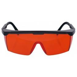Okulary UV 100% z regulacją pomarańczowe