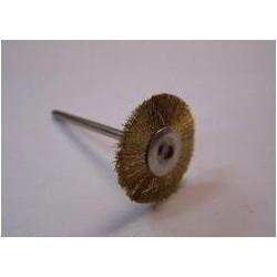 Szczotka mosiężna okrągła 22mm