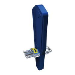 Śruba regulac.sektorowa Mini 4mm prosta