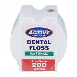 Nić dentystyczna 200M ACTIVE