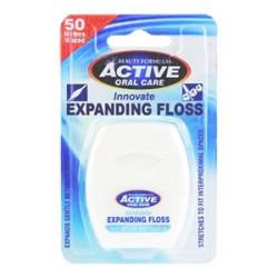 Nić dentystyczna ACTIVE EXPANDING FLOSS